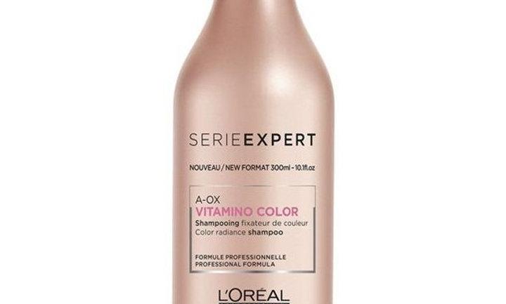 Shampooing Vitamino color Fixateur de Couleur 300 ML