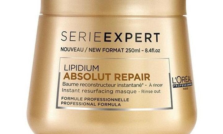 Masque Reconstructeur Absolut Repair Lipidium 250ml L'Oréal Professionnel