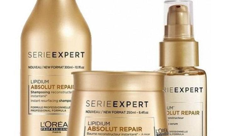 Pack Repair Lipidium L'Oréal Professionnel