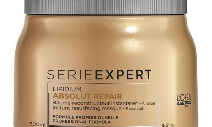 Masque Reconstructeur Absolut Repair Lipidium 500ml L'Oréal Professionnel