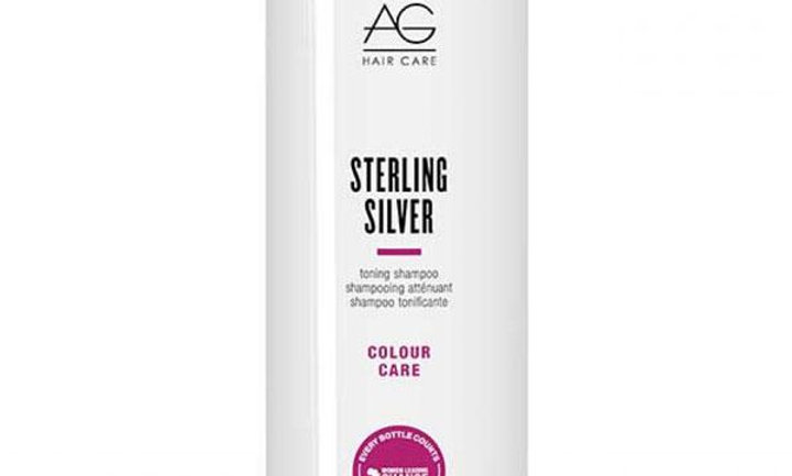 Sterling Silver shampoing 1L