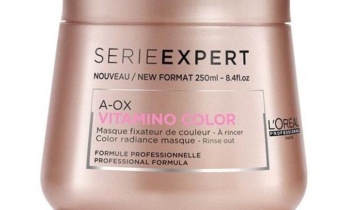 Masque Vitamino color Fixateur de couleur 250ml
