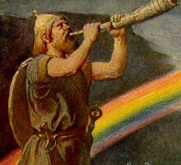 The God Heimdall