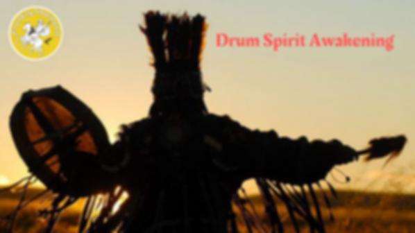 Drum Spirit Awakening Shamanism Melbourne