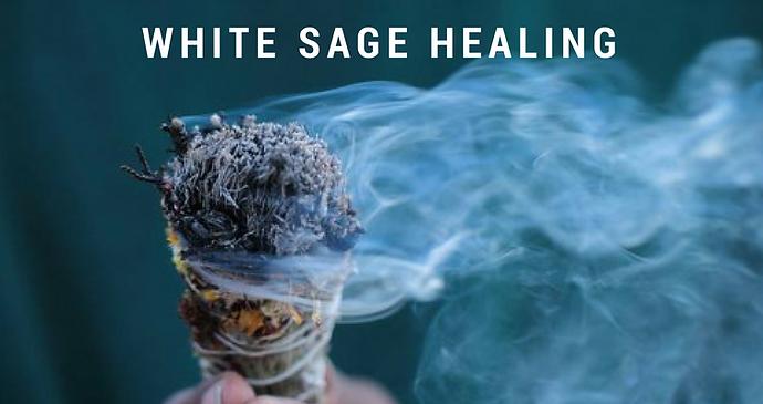 White Sage Healing Frankly Shamanic