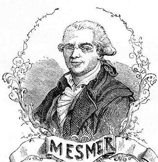 Franz Anton Mesmer Mesmerism Melbourne