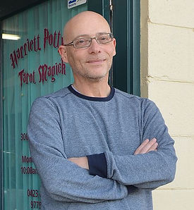 David Frank Person Centred Counsellor