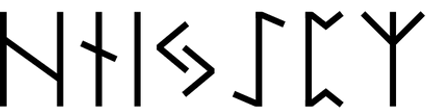 Runes Heimdall's Aett  Diploma of Shamanism Melbourne