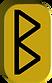 Berkano rune Contact Melbourne Australia