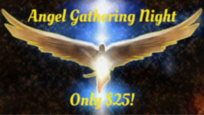 Frankly Shamanic Angel Gathering Night Melbourne