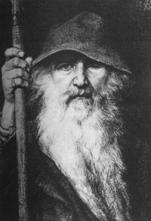 Odin the Wanderer 1886