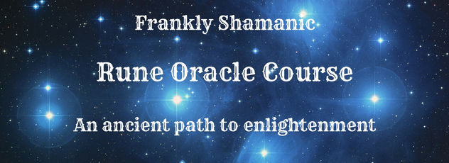 Frankly Shamanic Rune Oracle Course