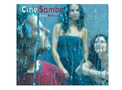 Capa CD CineSamba