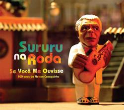 Capa CD Sururu na Roda