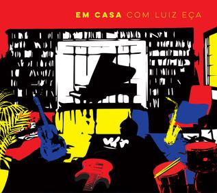 CD Em Casa com Luis Eça