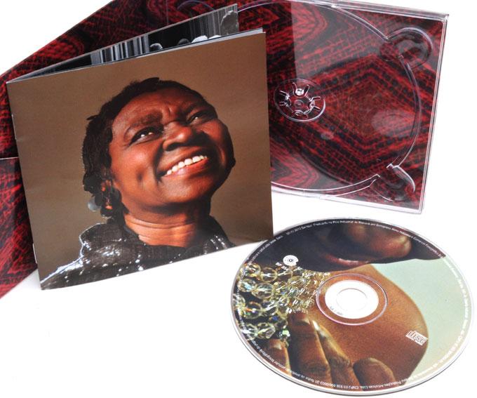 Encarte e rótulo CD Depontacabeça