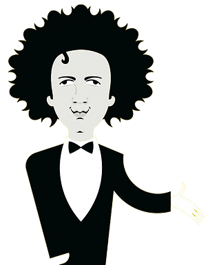 Ric Napoleon - ilustração Caio Borges