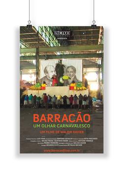 Barracao Cartaz