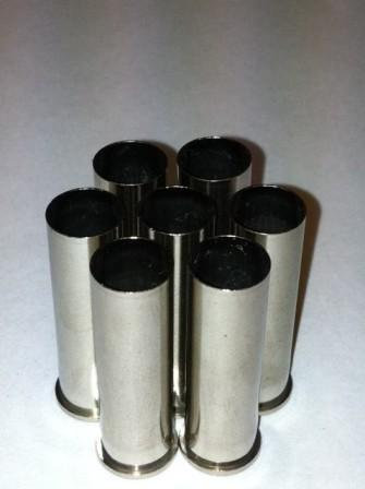 Reconditioned .357 Mag (100 pcs)  Nickel RP