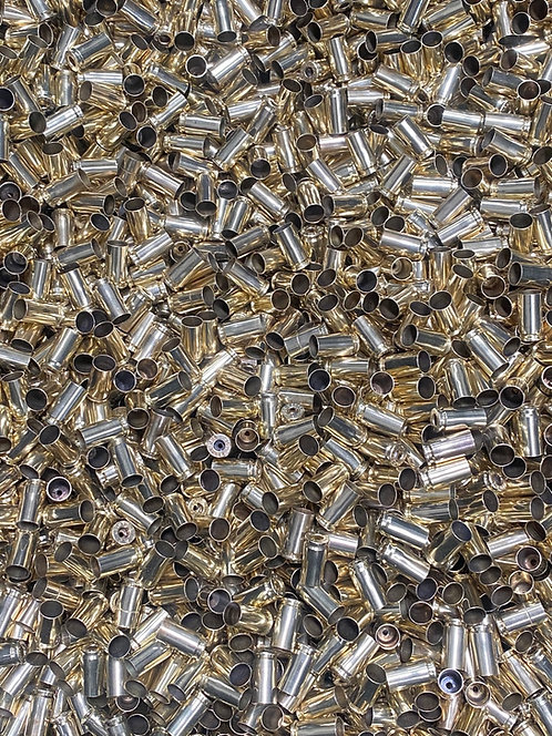 Processed 9mm Brass (500 pcs) Mixed Head Stamps
