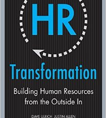 HR Transformation by David Ulrich & the RBL Institute