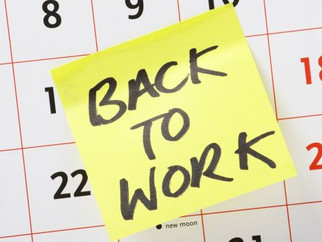 The Return to Work Strategy