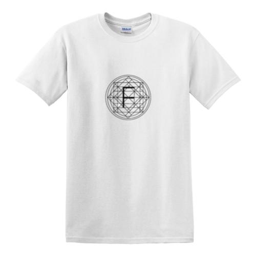 White Flo Vortex T-Shirt