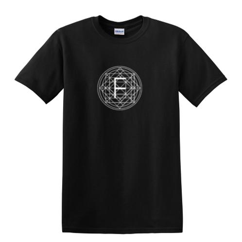 Black Flo Vortex T-Shirt