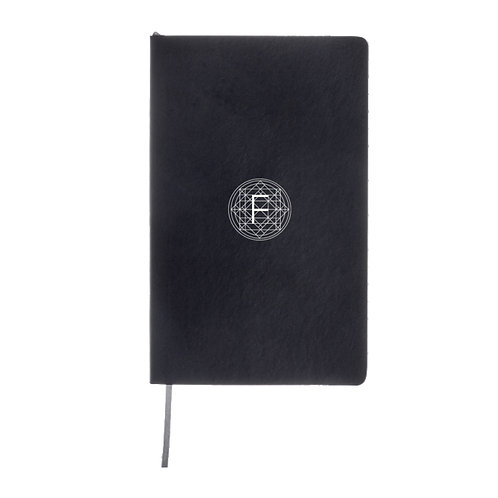 Flo Vortex Moleskine® classic soft cover notebook
