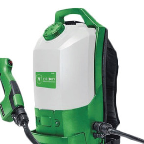 $1595 - Electrostatic Disinfectant Backpack Sprayer