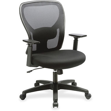 Mid-Back Task Chair - Black