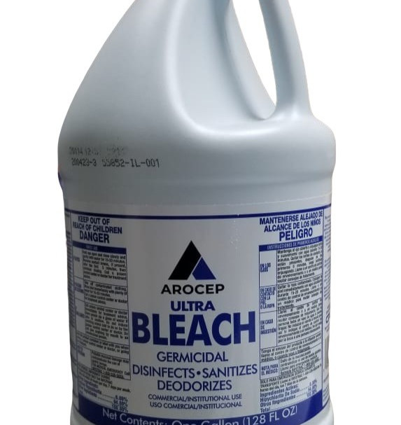 $7.25 EA – Arocep Ultra Bleach