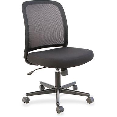 Mesh Back Armless Task Chair