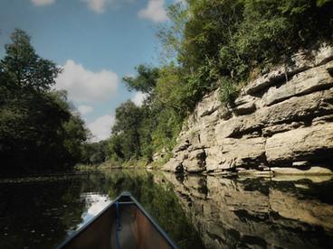 Mill Creek Near Demonbreun's Cave