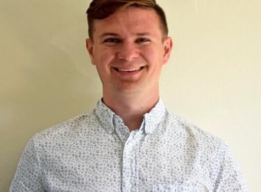 Staff Spotlight: Intern Gavin Crowell-Williamson