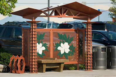 Magnolia Transit Shelters