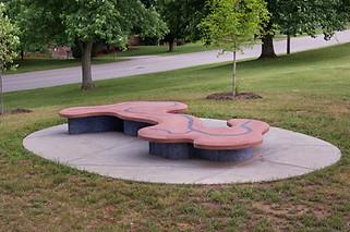 Watermark: Bellevue Bench Mark