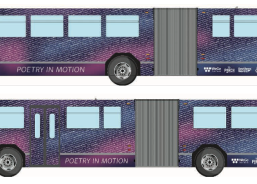 Poetry in Motion Rolls on for 2020, with a Few Revisions