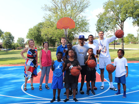 Basketball and Back-to-School: Madison Celebrates Brandon Donahue's The Art of Fitness