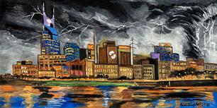 Mayhem over Nashville