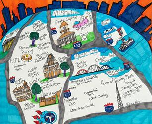 Nashville Routes