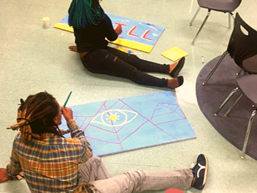 Offering Hope through Arts: 2019/20 Restorative Arts Projects Announced