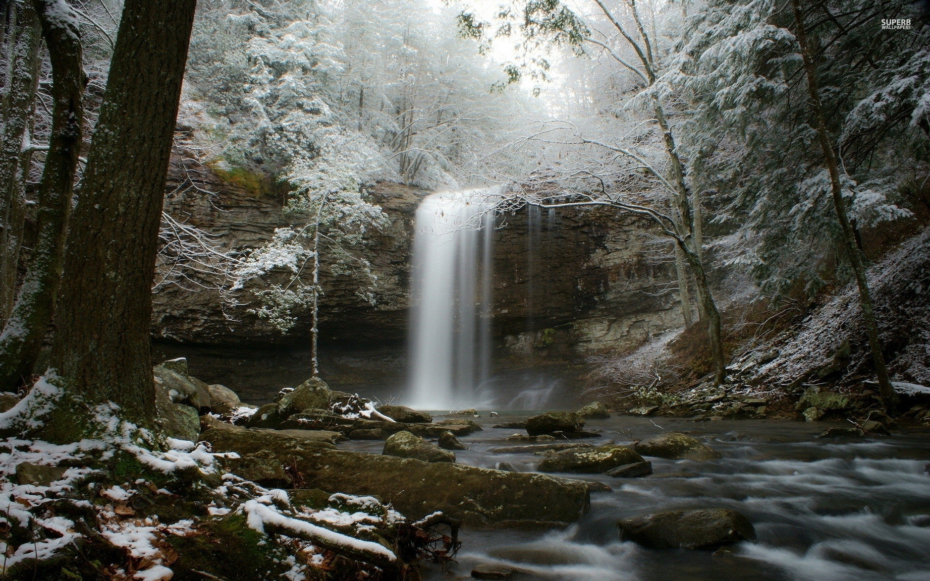 ws_Waterfall_Forest_Rocks_Winter_1920x12