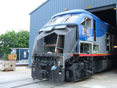 Locomotive Repair Engineering Support