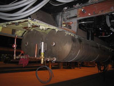 Undercar Systems Installation