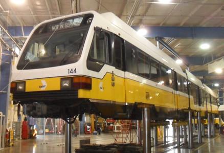 DART LRV Repair Modeling