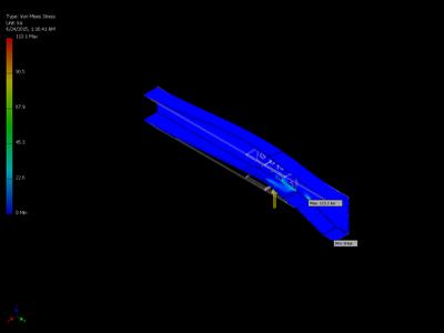 Repair Section Model