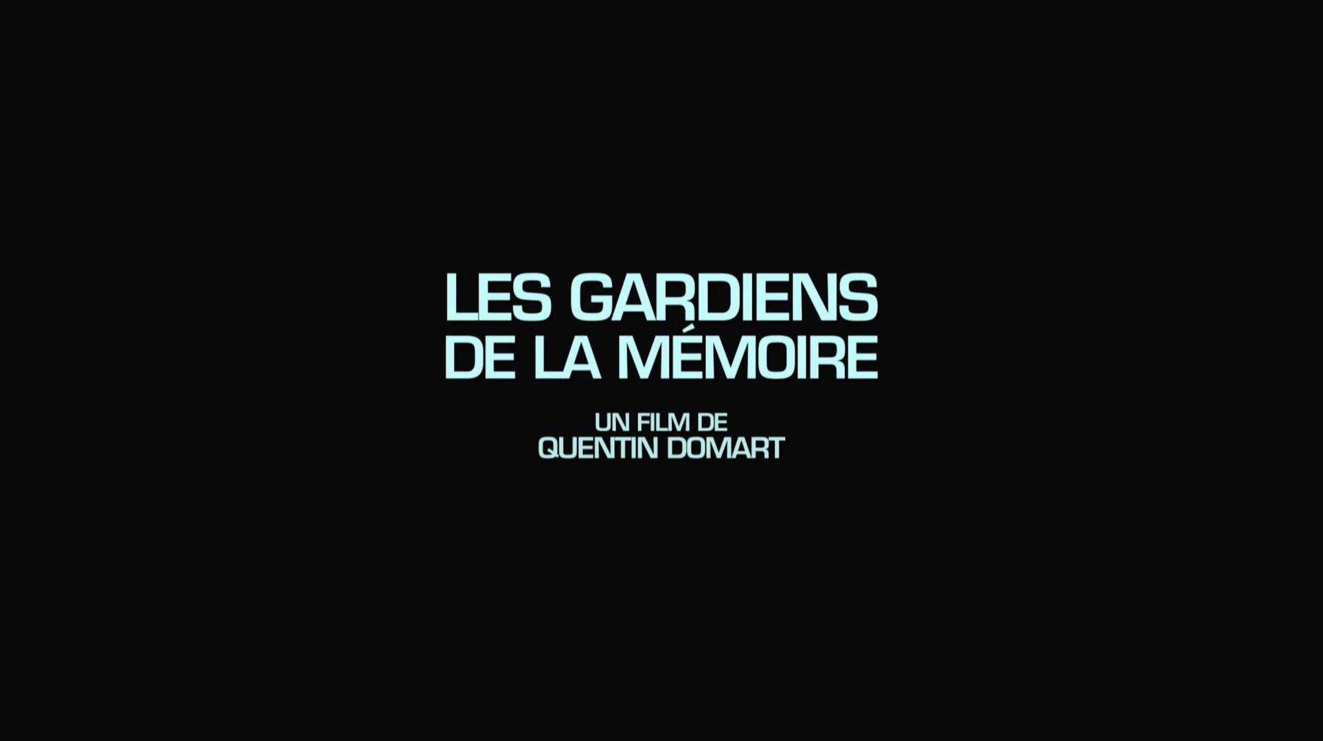 """La Science en Marche """"Les Gardiens de la Mémoire"""" • 2013 (8x52 min)"""