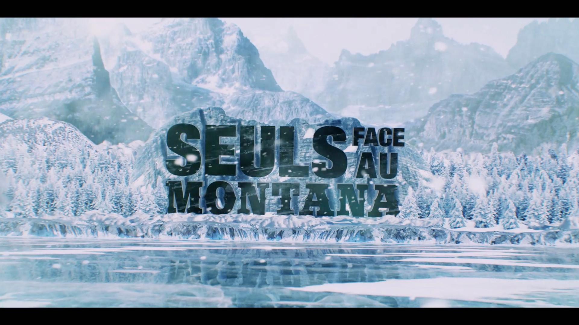 Seuls Face au Montana Saison 1 et 2 • 2018-2019 (12*45 min)