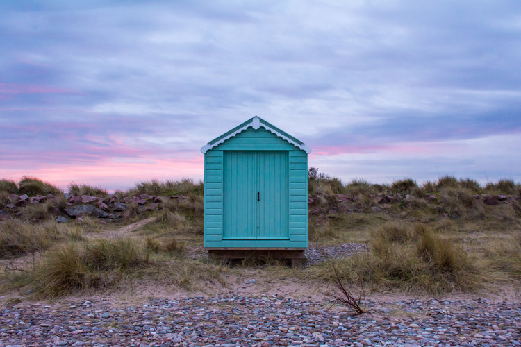 Findhorn Hut